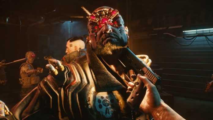 """""""Cyberpunk 2077"""": Braindance und Badlands im Gameplay-Video"""