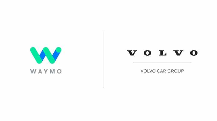 Volvo und Waymo vereinbaren strategische Partnerschaft