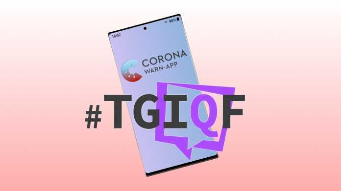 #TGIQF - Das Quiz rund um die Corona-Warn-App