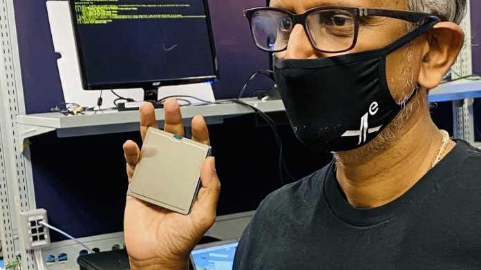 Xe-Grafikchips: Intel-Ingenieur zeigt handflächengroße Prototypen
