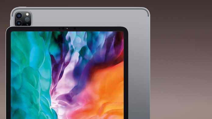 iPad Pro 2020 bringt LiDAR-Scanner und Ultra-Weitwinkel im Test