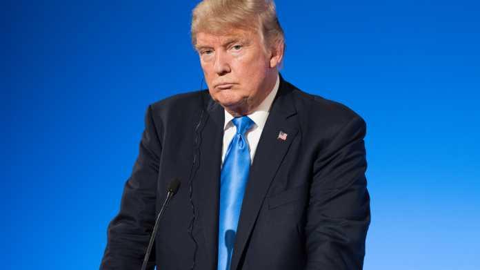 Trump nutzt für seinen Wahlkampf Stones-Musik – die drohen nun mit einer Klage
