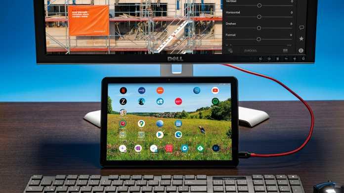 Tablets beruflich und privat wie ein Notebook nutzen