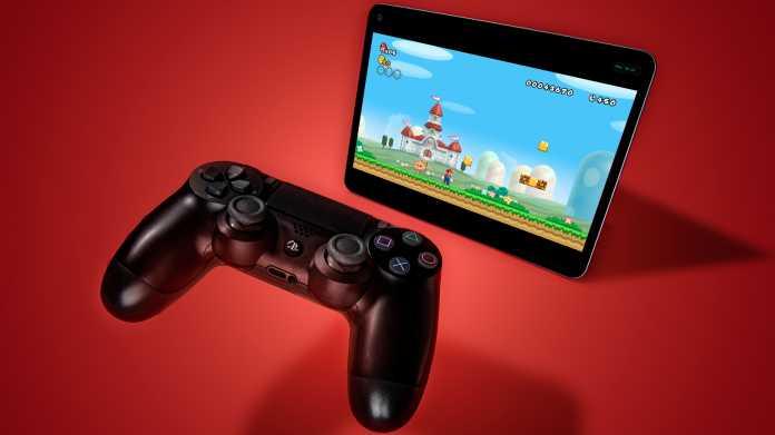GameCube- und Wii-Titel auf iPads spielen