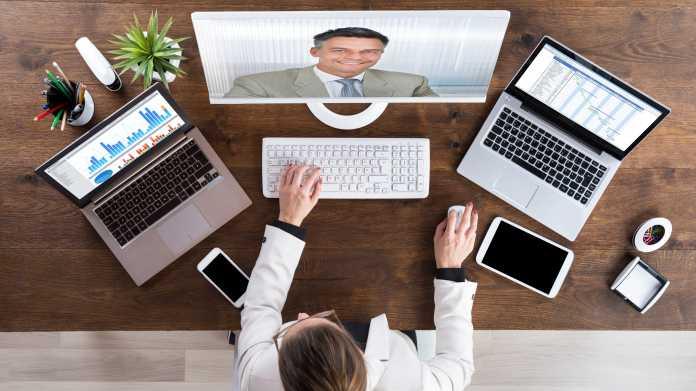 Videokonferenzen: Muss es denn immer Zoom sein?