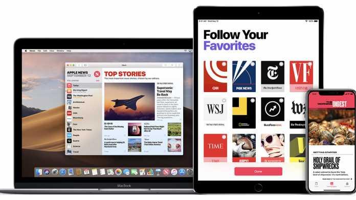 """""""New York Times"""" verabschiedet sich aus Apple News"""