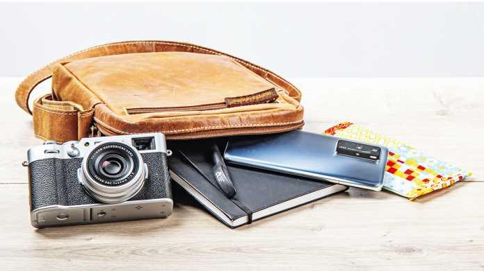 Smartphones und Edelkompakte zählen zu den beliebtesten Immer-dabei-Kameras.