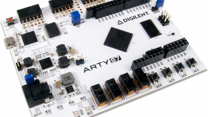 Kostenlose ARM-IP-Cores für Spartan-7-FPGAs