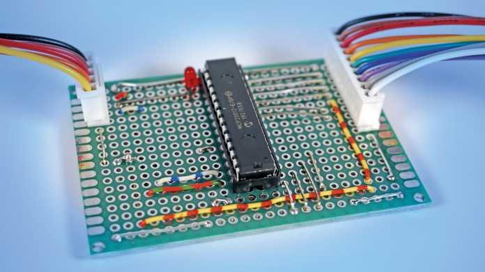 Sehr viele GPIO-Pins an Arduino, Raspi und ESP