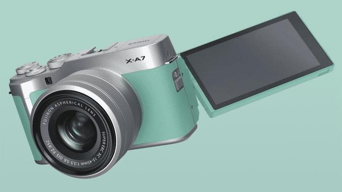 Webcam-Modus für den Mac auch von Fujifilm
