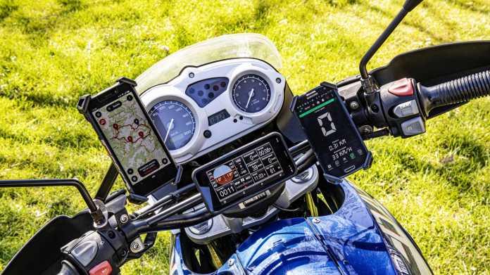 Motorrad-Navi Garmin Zumo XT – braucht es das?