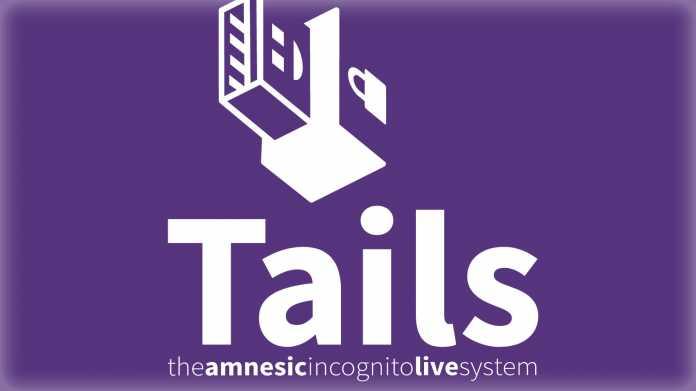 Tails 4.8: Neue Version des anonymisierenden Live-Systems mit vielen Security-Fixes