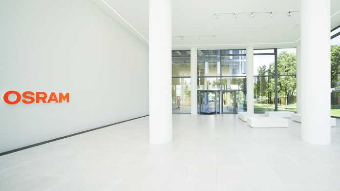 EU-Wettbewerbshüter billigen Osram-Übernahme durch AMS