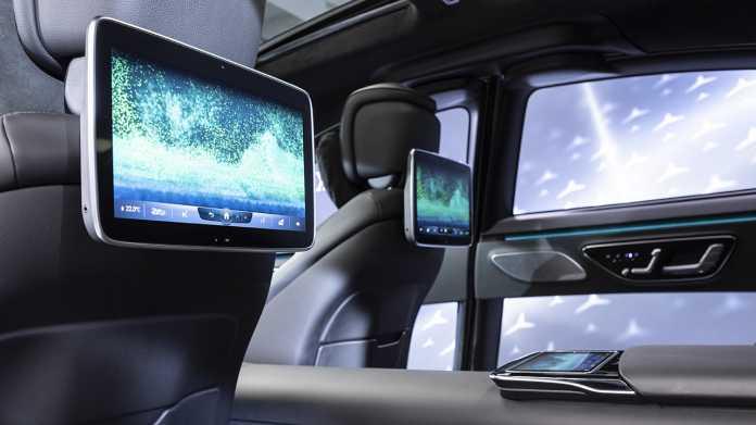 Mercedes MBUX 2020