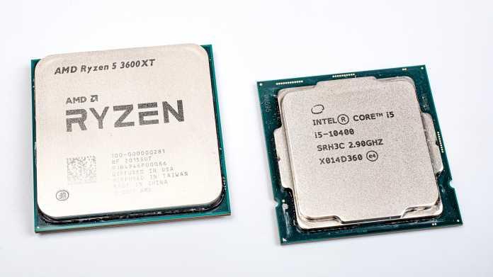 AMD-Prozessoren Ryzen 3000XT im Kurztest: Mit neuen Siliziumchips an die Spitze