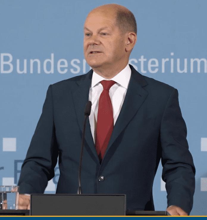 Erklärung des Bundesfinanzministers