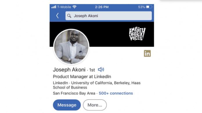 LinkedIn lässt Nutzer ihren Namen als Audiodatei hochladen