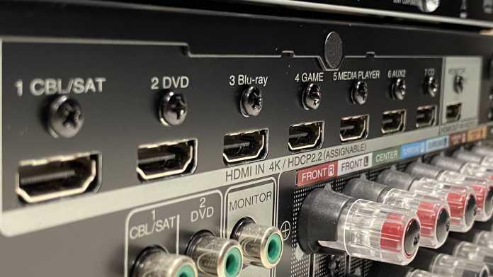 Audio-Video-Receiver: So finden Sie die passende Zentrale für Ihr Heimkino