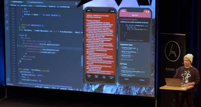Die neue LogBox rechts ist deutlich übersichtlicher als die alte RedBox.
