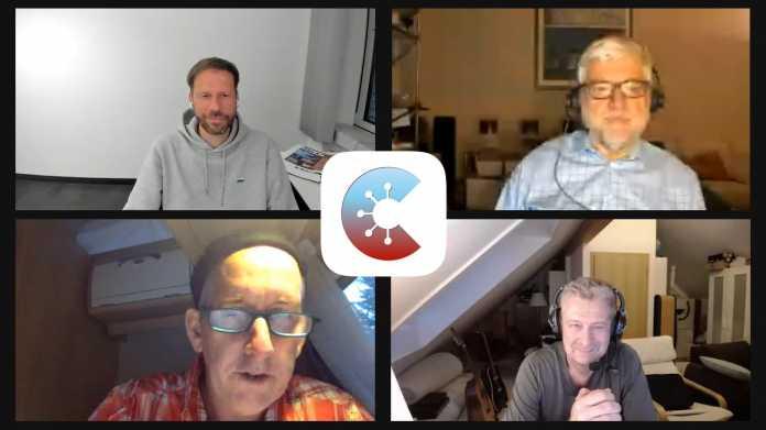 Die Corona-Warn-App im Podcast von Mac & i