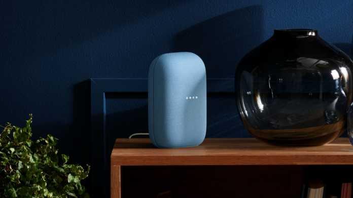 Google zeigt neuen Smart-Home-Lautsprecher