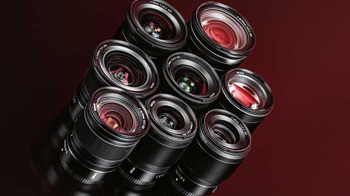 Spiegelloses Vollformatsystem Nikon Z: 9 Objektive im Test