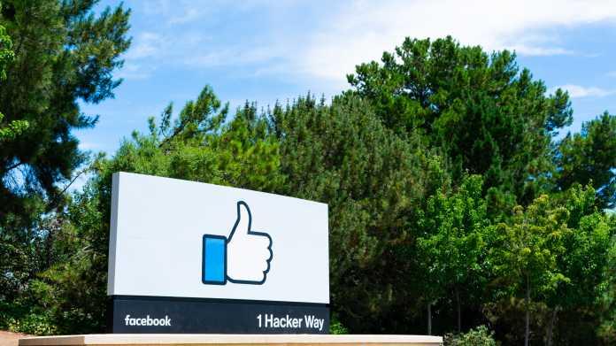 Medienbericht: Facebook könnte politische Werbung verbannen