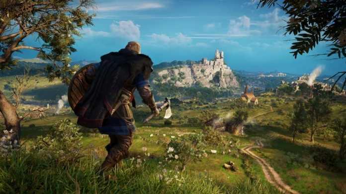 """""""Assassin's Creed Valhalla"""": Ubisoft zeigt erste Gameplay-Szenen"""