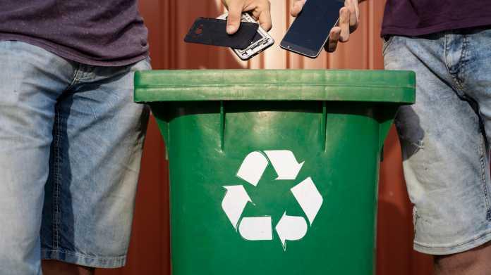 Umweltbundesamt: Mehr Annahmestellen für Elektroschrott nötig