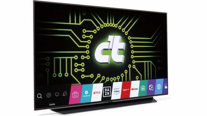 LGs 48-zölliges OLED48CX9LB für TV und Gaming