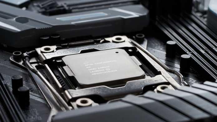 High-End-Prozessoren: Intel stellt 9. Core-X-Generation ein