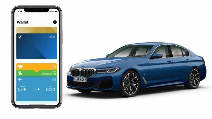 iOS 13.6 steht bereit: Der Autoschlüssel für den BMW