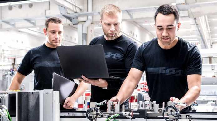 Tesla in Grünheide: Elon Musk zeigt Rendering seiner deutschen Gigafactory