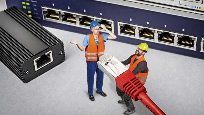 Hardware für Multigigabit-LAN im Überblick