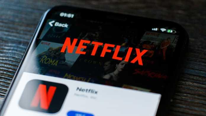 Netflix Stürzt Ab