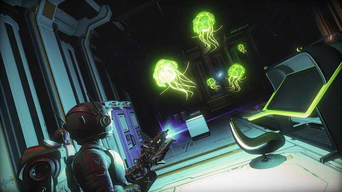 """""""No Man's Sky"""": Update bringt Horror-Elemente ins Weltraumspiel"""