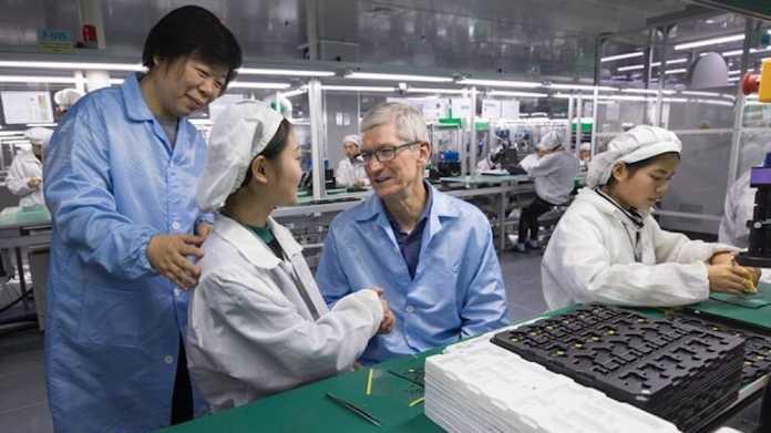 iPhone bekommt wohl neuen Fabrikanten