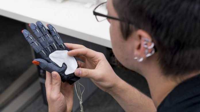 Handprothesen aus dem 3D-Drucker