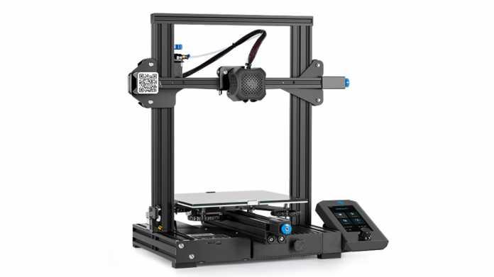 Neuer 3D-Drucker Creality Ender 3 V2