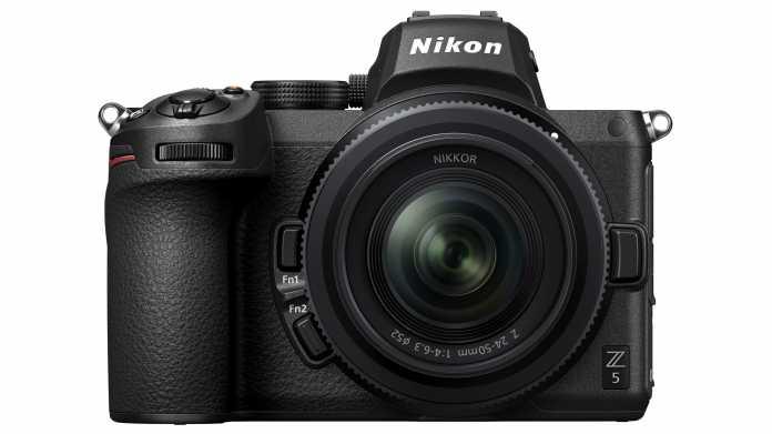Nikon: Spiegelloses Vollformat für Einsteiger