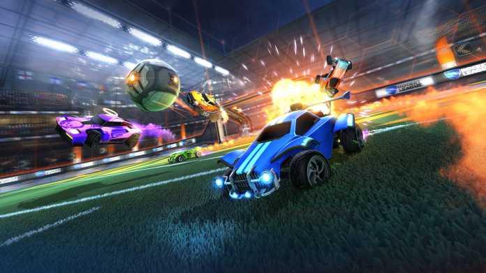 """""""Rocket League"""" wird Free2Play und wechselt in den Epic Games Store"""