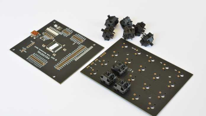 Starterkits für USB-Tastaturcontroller