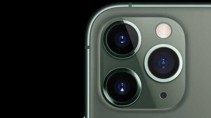Periskop-Objektiv in künftigen iPhones