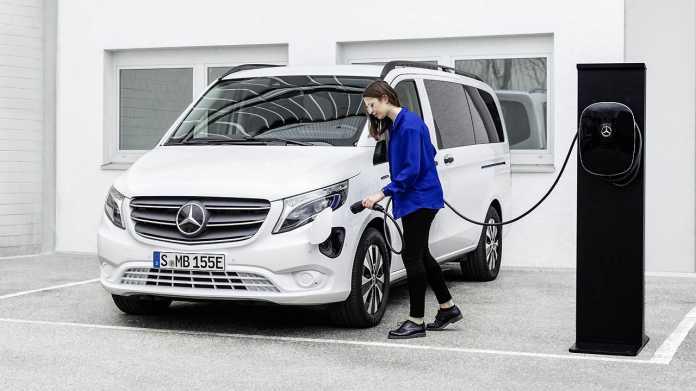 Fahrbericht: Mercedes eVito mit größerer Batterie und mehr Leistung