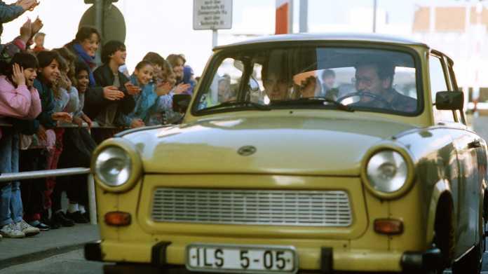 Trabant 601: Vor 30 Jahren endete die Produktion