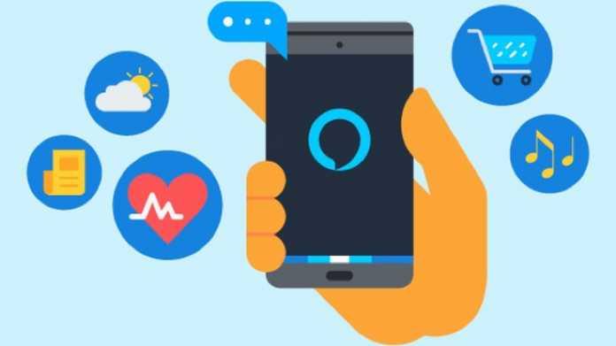Alexa ersetzt Siri durch die Hintertür