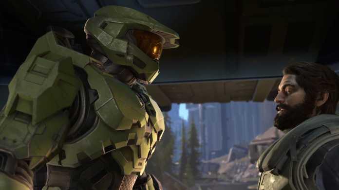 """""""Halo Infinite"""": Microsoft zeigt Gameplay-Szenen aus der Kampagne"""