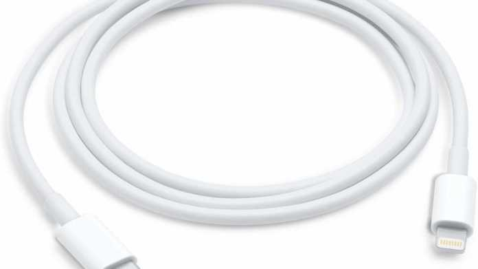 Apple macht wohl Lightning-Kabel stabiler