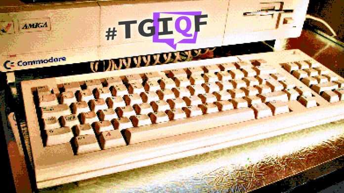 #TGIQF - Das Quiz rund um den Amiga 1000