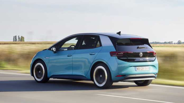 Elektroauto-Fahrbericht VW ID.3 Pro Performance